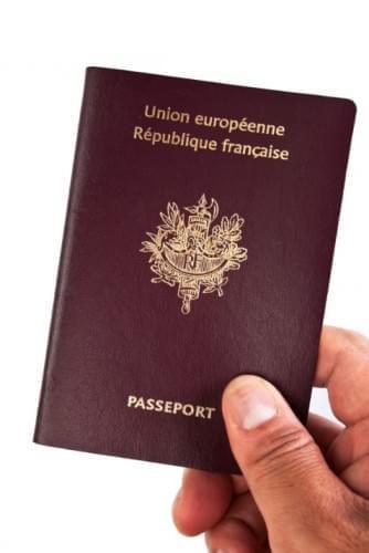 passeport pour aller a londres