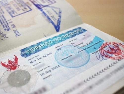 Faut il un visa pour la thailande ?